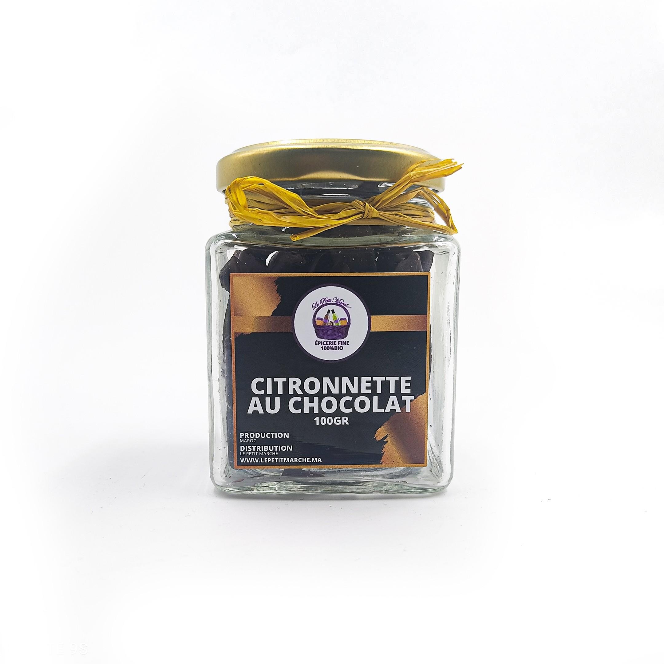 Citronette au chocolat 100 g