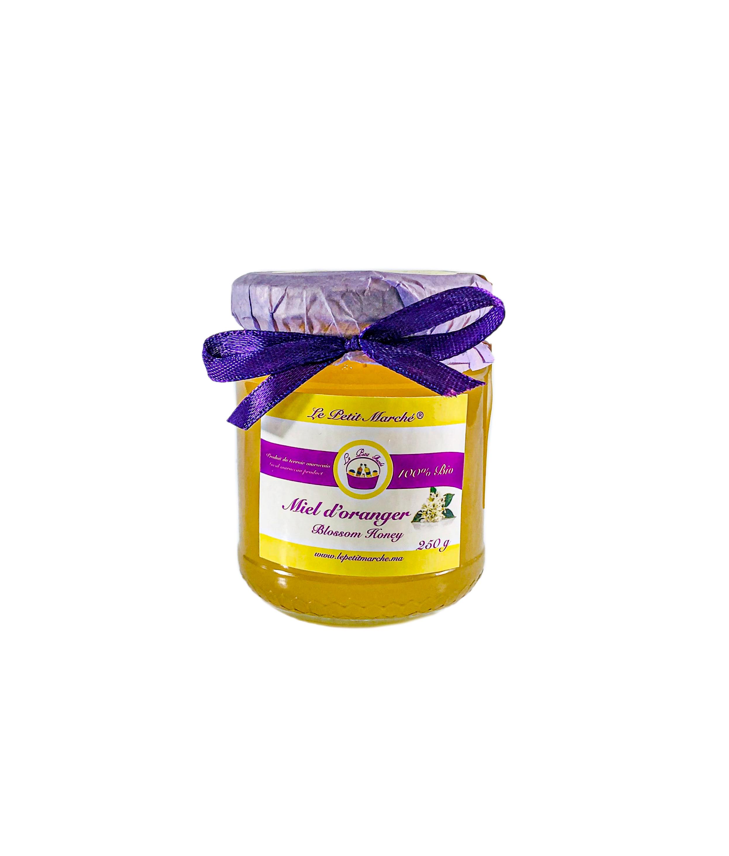 Miel d'oranger 250g