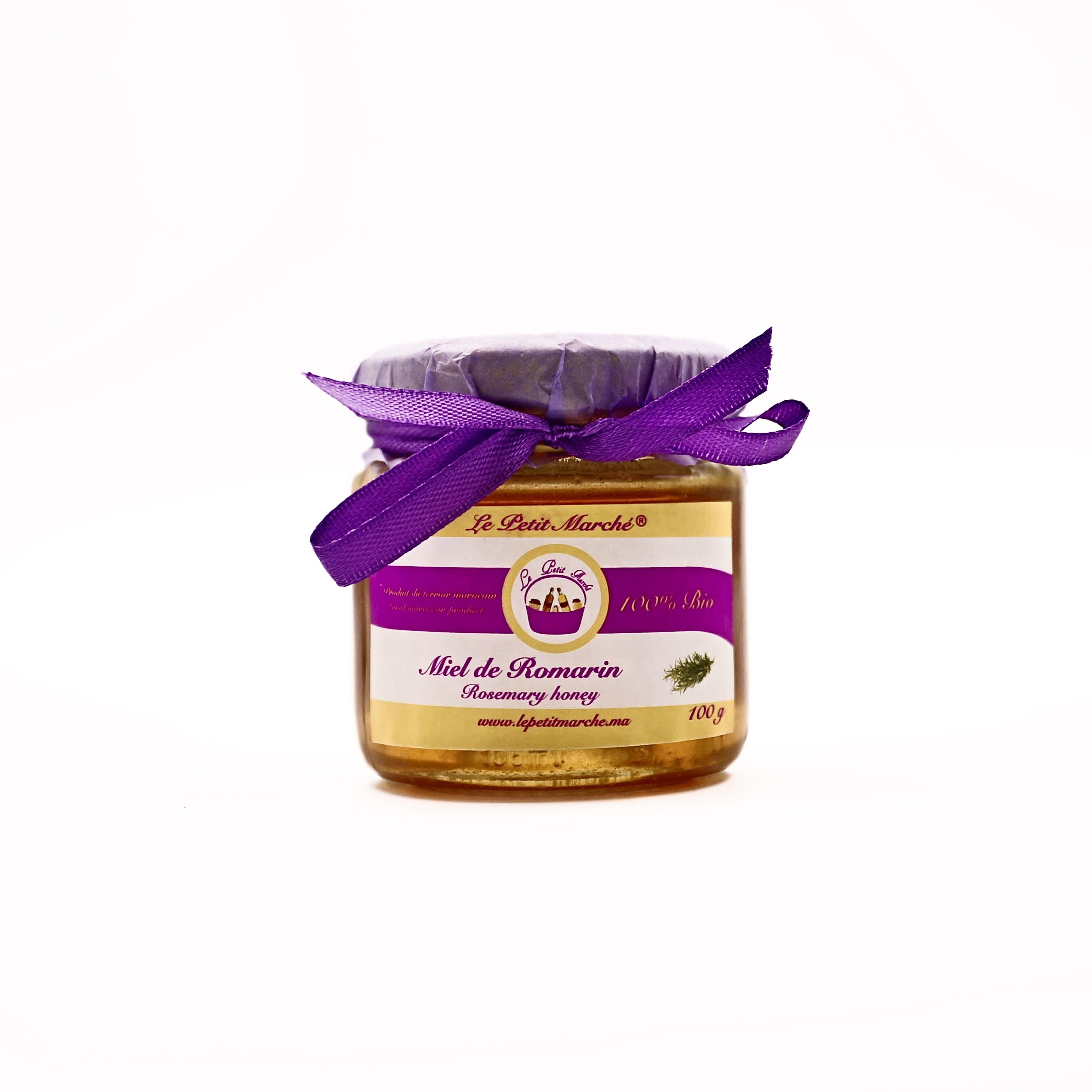 Miel de romarin 100 g