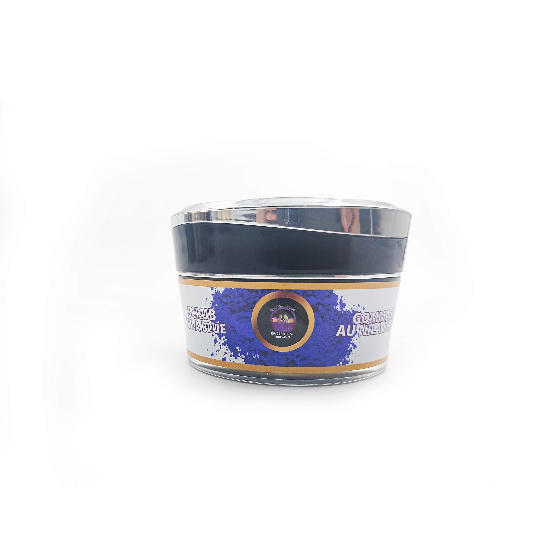 Gommage au nila bleue 50 g